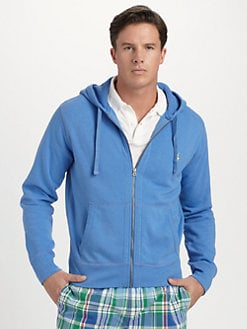 Polo Ralph Lauren - Beach Fleece Full-Zip Hoodie