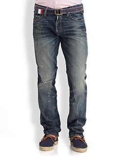 Polo Ralph Lauren - Varick Slim-Fit Jeans