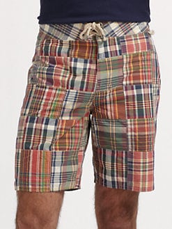 Polo Ralph Lauren - Patchwork Swim Trunks