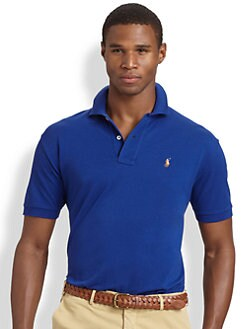 Polo Ralph Lauren - Classic-Fit Mercerized Polo