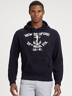 Polo Ralph Lauren - Graphic Cotton Hoodie
