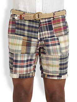 Polo Ralph Lauren - Madras Shorts
