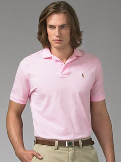 Polo Ralph Lauren - Classic Fit Mercerized Polo