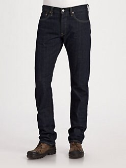 Polo Ralph Lauren - Slim Straight Denim Jeans