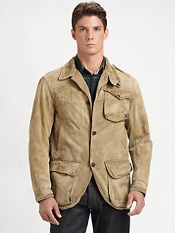 Polo Ralph Lauren - Shapnor Mohawk Jacket