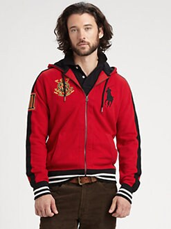 Polo Ralph Lauren - Zip-Up Fleece Hoodie
