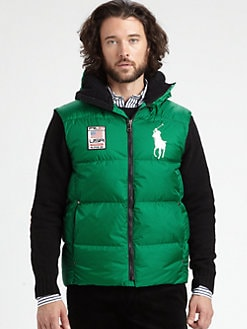 Polo Ralph Lauren - Snow Polo Tyrol Down Vest