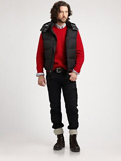 Polo Ralph Lauren - Snow Polo Apres Pack Vest