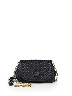 Tory Burch - Marion Quilted Small Crossbody Bag