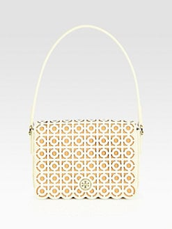Tory Burch - Kelsey Perforated Shoulder Bag