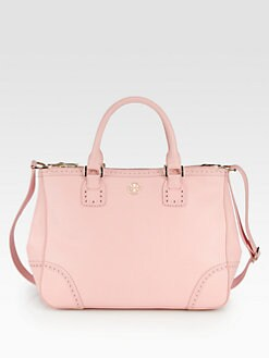 Tory Burch - Robinson Spectator Zip Top Satchel
