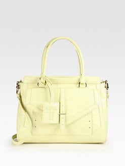 Tory Burch - 797 Large Top Zip Satchel