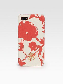 Tory Burch - Robinson Printed Case for iPhone 5
