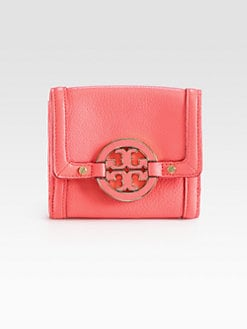 Tory Burch - Amanda Double Snap Wallet