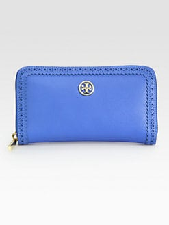 Tory Burch - Robinson Spectator Zip Continental Wallet