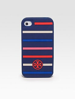 Tory Burch - Classic Stripe Case For iPhone 5