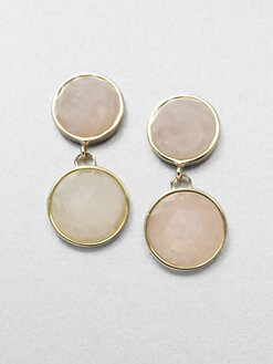 Tory Burch - Porter Semi-Precious Drop Earrings