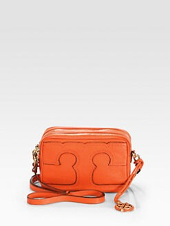 Tory Burch - Amalie Emblem Mini Crossbody Bag