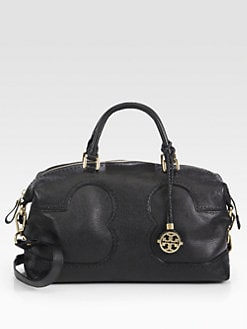 Tory Burch - Amalie Emblem Top Handle Bag