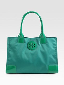 Tory Burch - Mini Ella Nylon Tote Bag