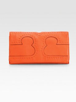Tory Burch - Amalie Continental Tri-Fold Wallet