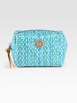 Tory Burch - Large Molded Cosmetic Case
