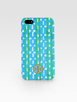 Tory Burch - Painted Link Case For iPhone 5