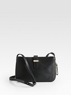 Tory Burch - Clay Mini Leather Crossbody