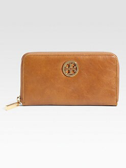Tory Burch - Zip Leather Wallet