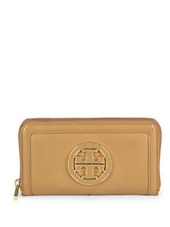 Tory Burch - Amanda Continental Zip-Around Wallet