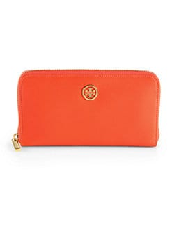 Tory Burch - Robinson Zip-Around Wallet