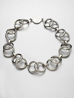 Tory Burch - Ring Link Necklace