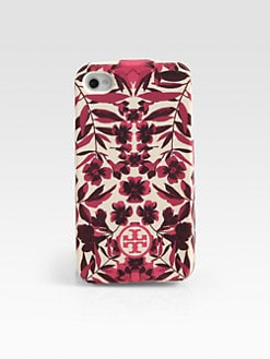 Tory Burch - Garnett Floral Softcase For iPhone 4/4s