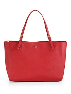 Tory Burch - Saffiano Leather Divided Tote