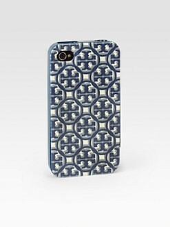 Tory Burch - Logo Lattice Hardcase for iPhone 4/4s