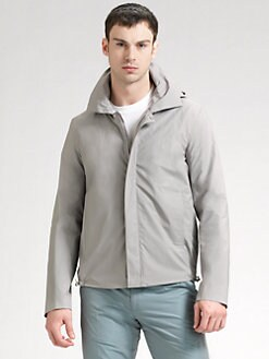 Calvin Klein Collection - Hooded Jacket