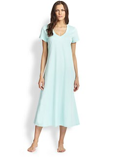 Cottonista - Cotton Jersey Long Gown