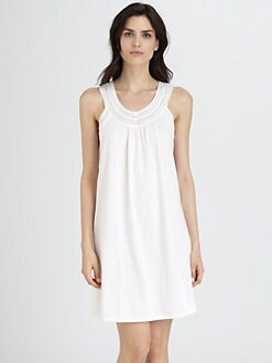 Cottonista - Pima Cotton Short Gown