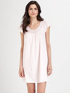 Cottonista - Cap Sleeve Short Gown