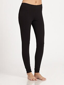 Cottonista - Cotton-Blend Legging