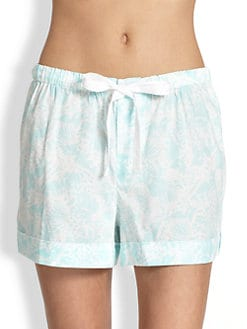 Cottonista - Cotton Batiste Shorts