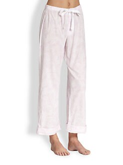 Cottonista - Butterfly Cotton Pajama Pants