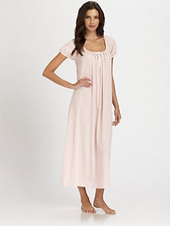 Cottonista - Heather Jersey Long Gown