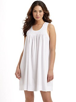 Cottonista - Pima Cotton Tank Gown