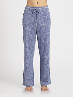 Cottonista - Pima Cotton Print Pants