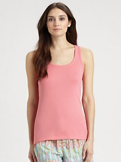 Cottonista - Ribbed Tank Top
