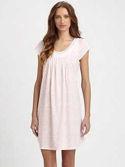 Cottonista - Cotton Jersey Short Gown
