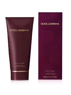 Dolce & Gabbana - Dolce & Gabbana Pour Femme Body Lotion/6.8 oz.