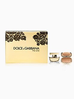 Dolce & Gabbana - The One Fragrance/Bronzer Set