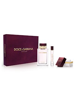 Dolce & Gabbana - Dolce & Gabbana Pour Femme Set